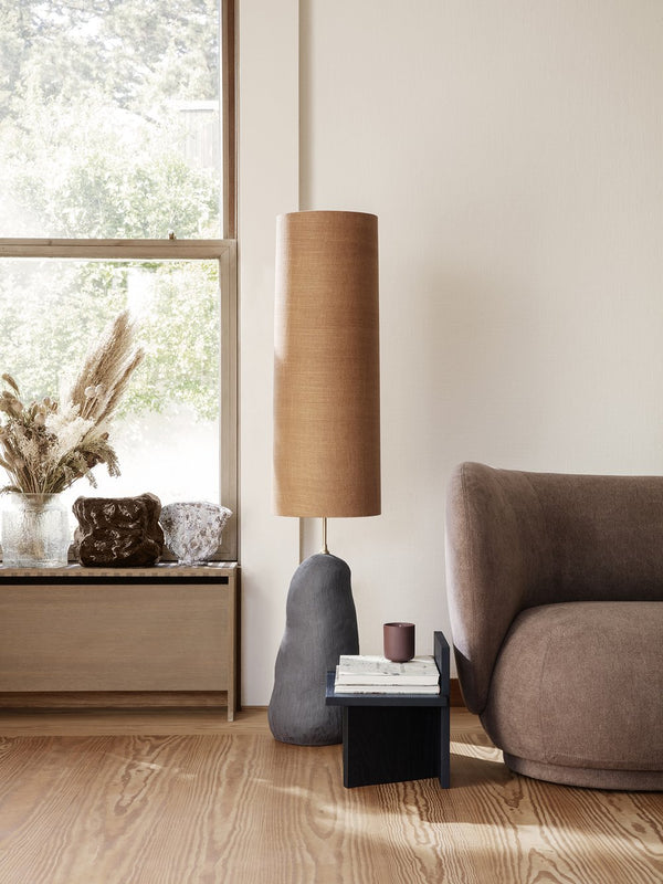 Hebe Lamp Shade Long - Curry