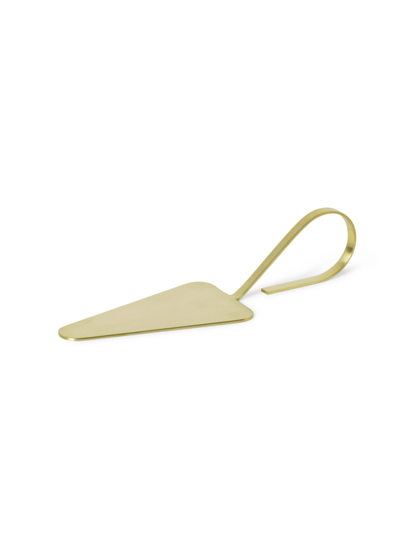 Fein Cake Server - Brass