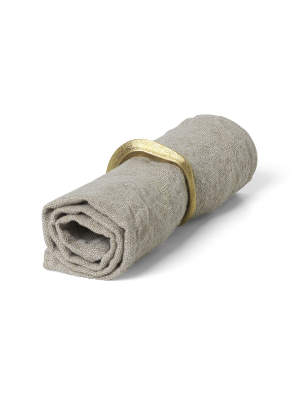Linen Napkin (Set of 2) - Beige