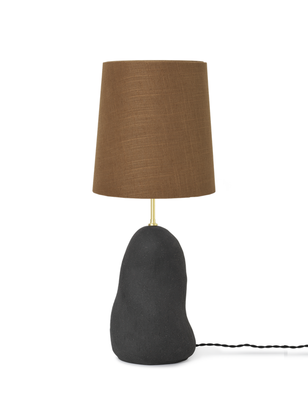 Hebe Lamp Base Medium - Black