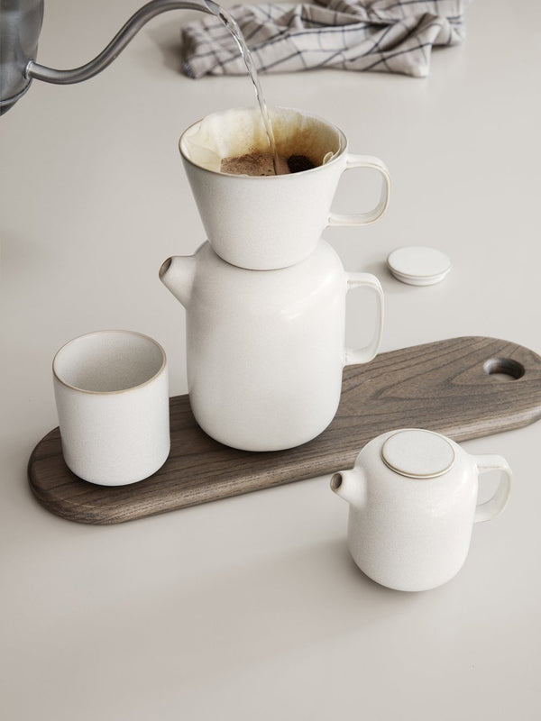 Sekki Coffee Dripper - Cream