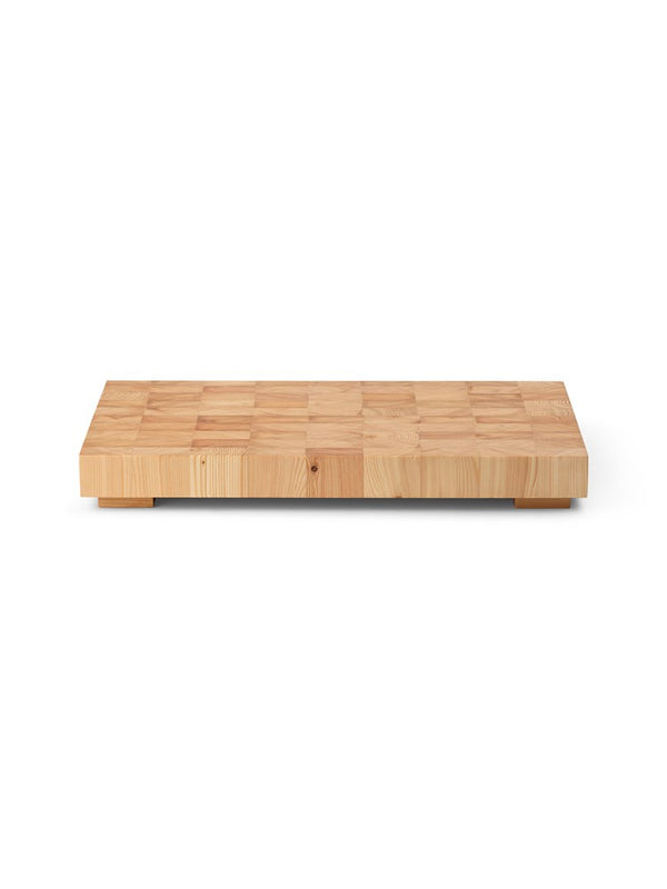 Chess Cutting Board - Rectangle Large
