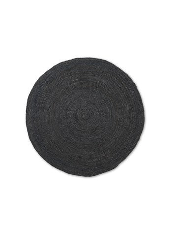 Eternal Round Jute Rug - Small