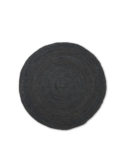 Eternal Round Jute Rug - Large