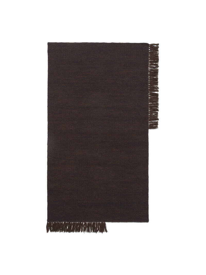 Kelim Rug - Medium - Dark Melange