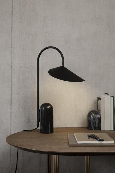 Arum Table Lamp - Black