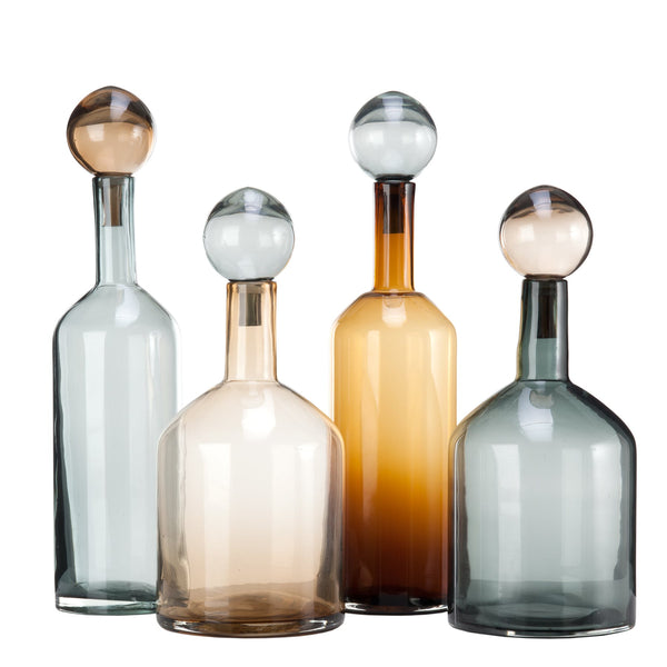 Bubbles & Bottles Mix Set of 4