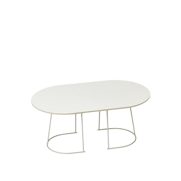 Airy Coffee Table Nano - Medium/Off-white