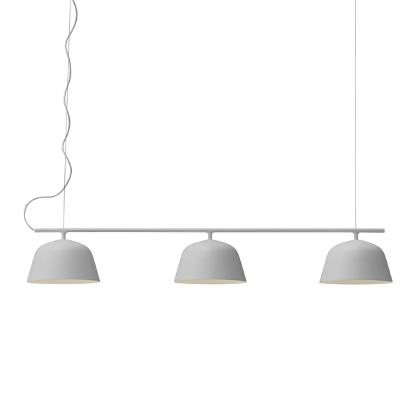 Ambit Rail Lamp - Grey