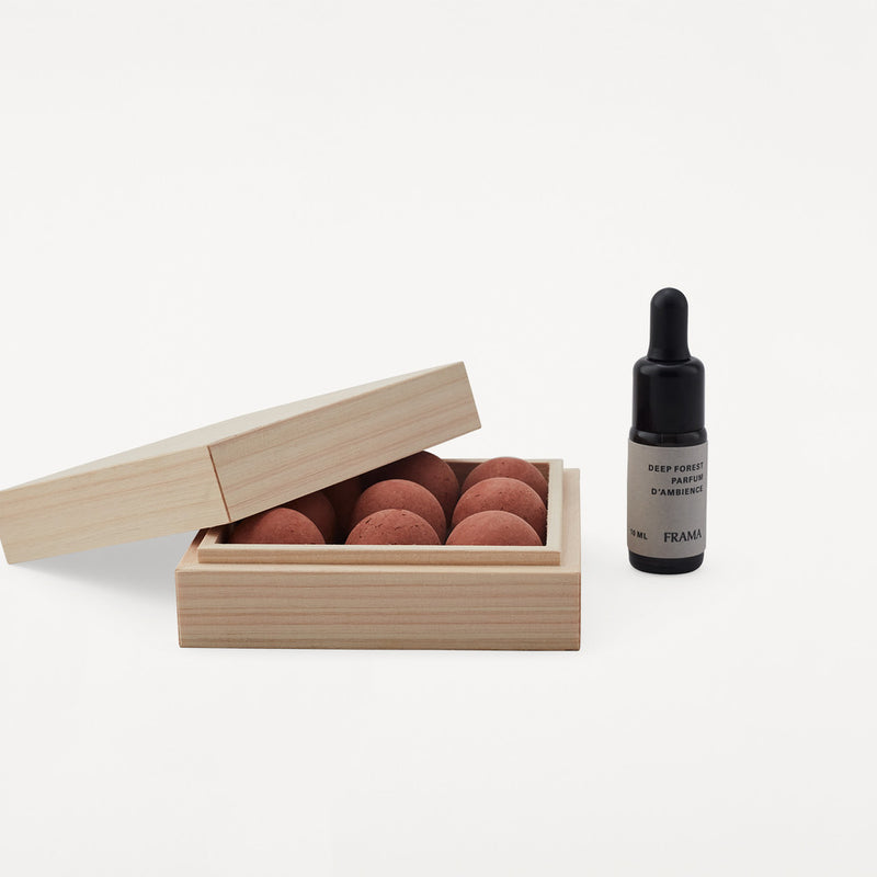 From Soil to Form room diffuser/ Deep Forest /