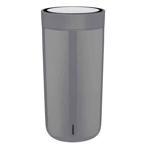 To Go Click 0.34L - Granite Grey