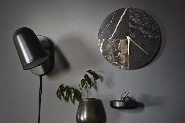 Bureau Wall lamp - Matt black