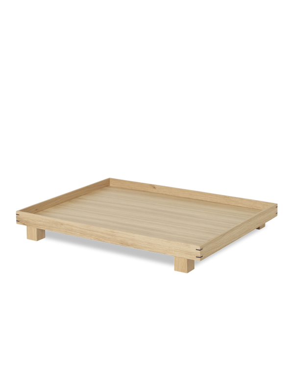 Bon WoodenTray Large - Oak