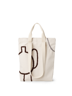 Tote Bag - Mirage - Brown Grey