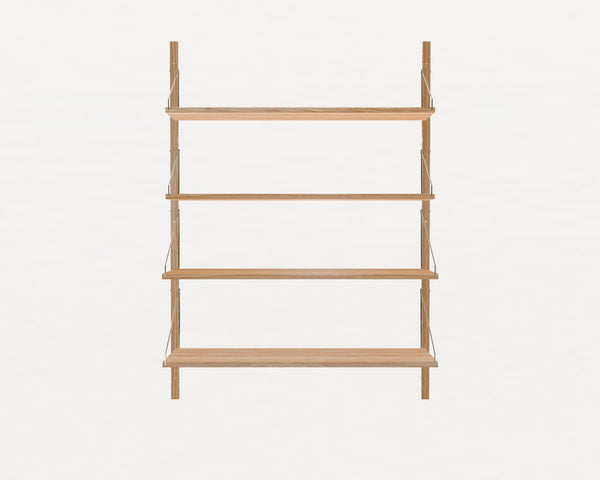 Shelf Library H1148 | Single Section