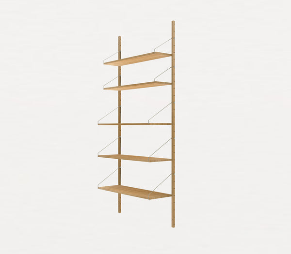 Shelf Library H1852 | Single Section