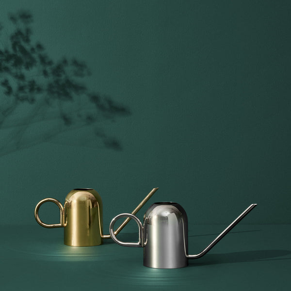 VIVERO watering can Silver