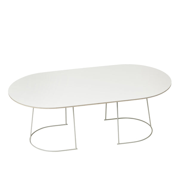 Airy coffee table Nano - Large/Off White