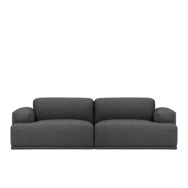 CONNECT SOFA  - 3 seat - Dark Grey