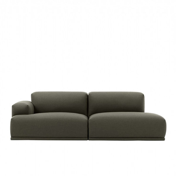 CONNECT SOFA - 2 seat - Green