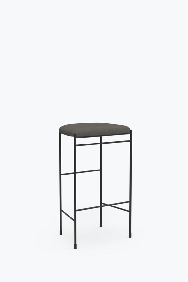 Covent Bar Stool 75 -Light Grey