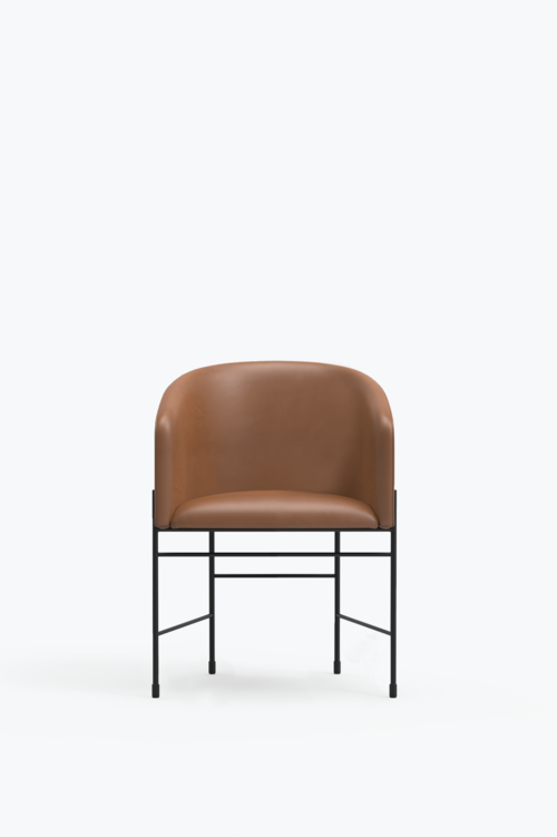 Covent Chair - Cognac Leather