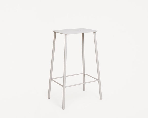 Adam Stool Mono | Grey | H65