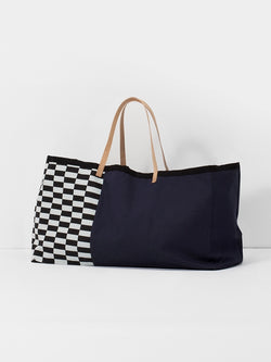 Herman Big Bag - Blue