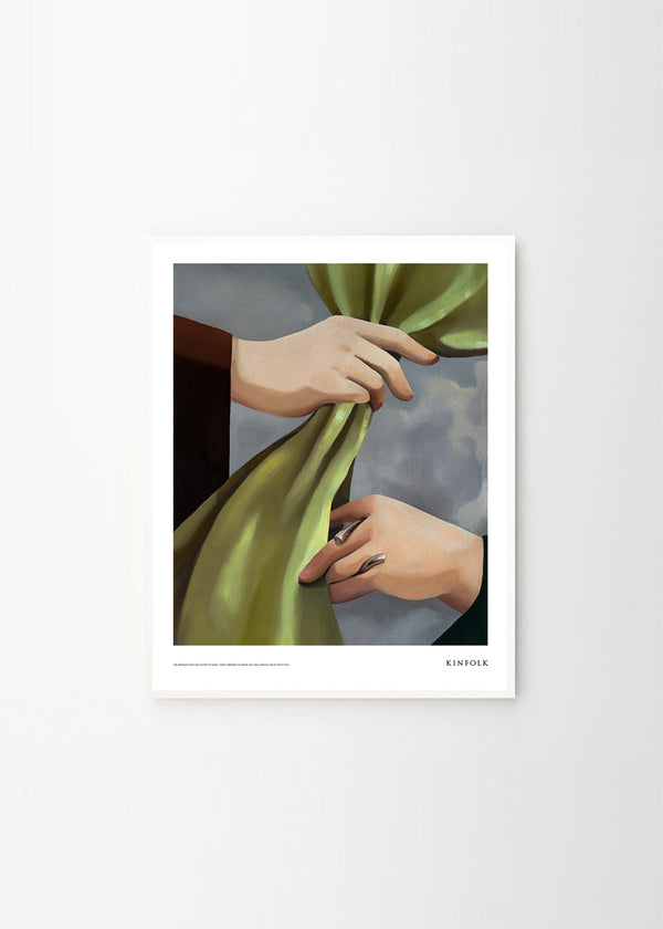 Kinfolk - Soft Strokes 01 (40x50)