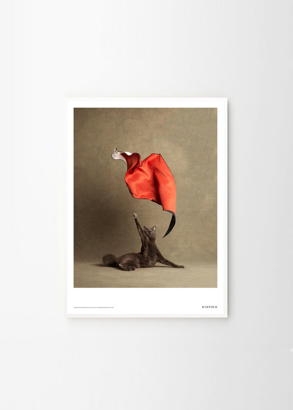 Kinfolk - Le Chat Chic ( 50X70)