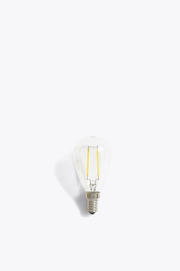 LED Filament Light Bulb Ideal for Karl - Johan Table Lamp - E14. LED Filament Light Bulb. 2W
