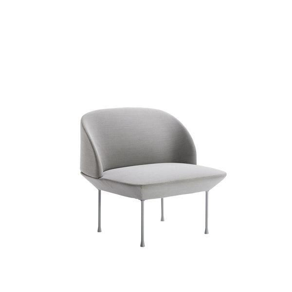 Oslo Chair - Light Grey