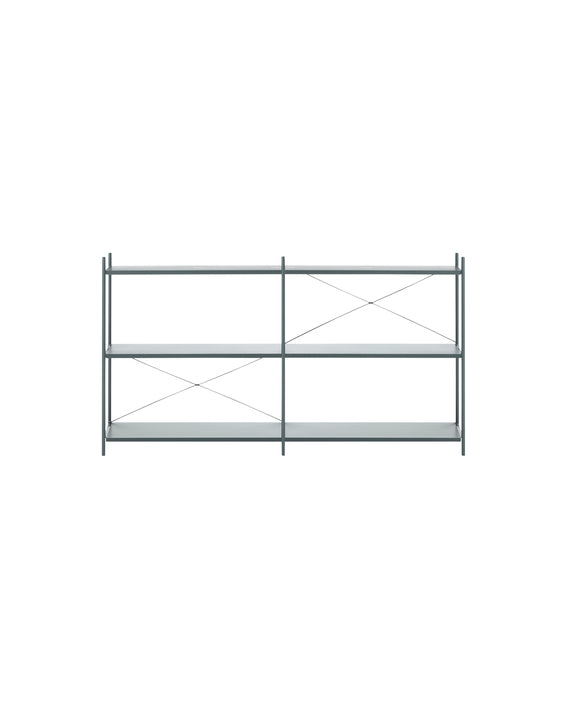 Punctual Shelving System 2x3