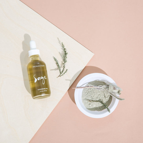 Sage Cleansing Oil