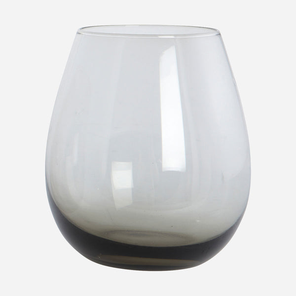 Water Glass Ball Smoked Grey