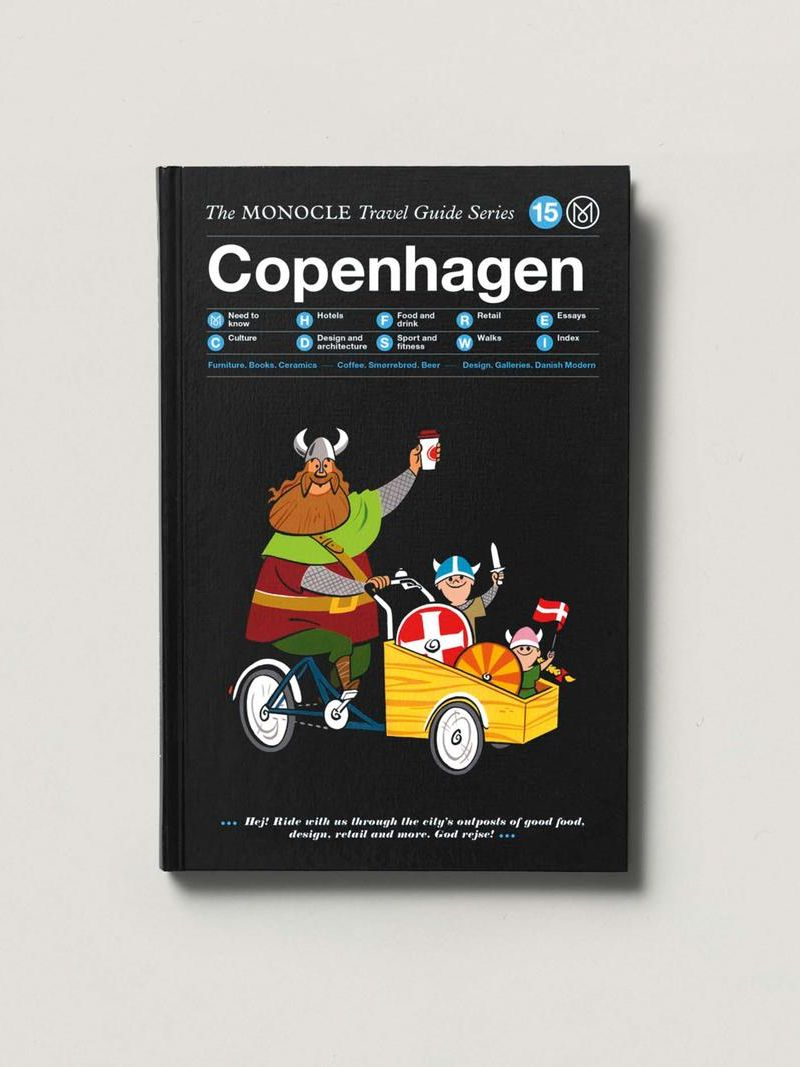 Monocle Copenhagen City Guide