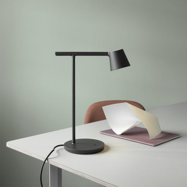 Tip Table Lamp - Black - SAA
