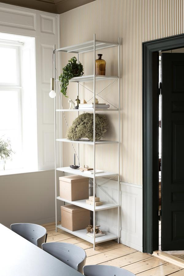 Punctual Shelving System 2x7