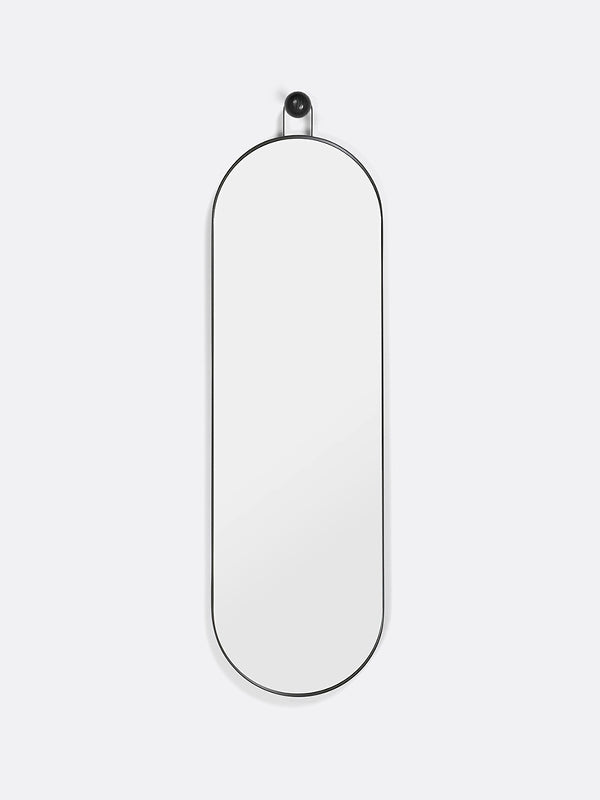 Poise Oval Mirror