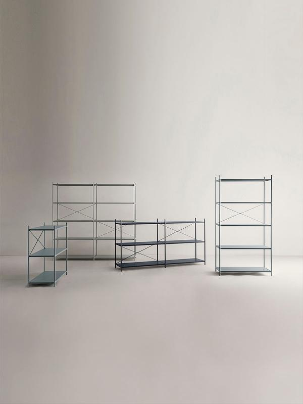 Punctual Shelving System 0 x 2