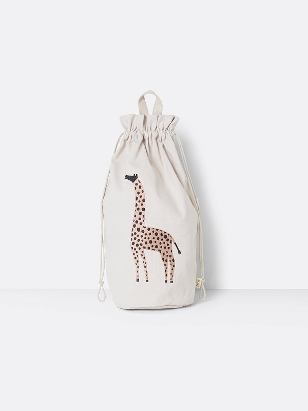 Safari Storage Bag - Giraffe