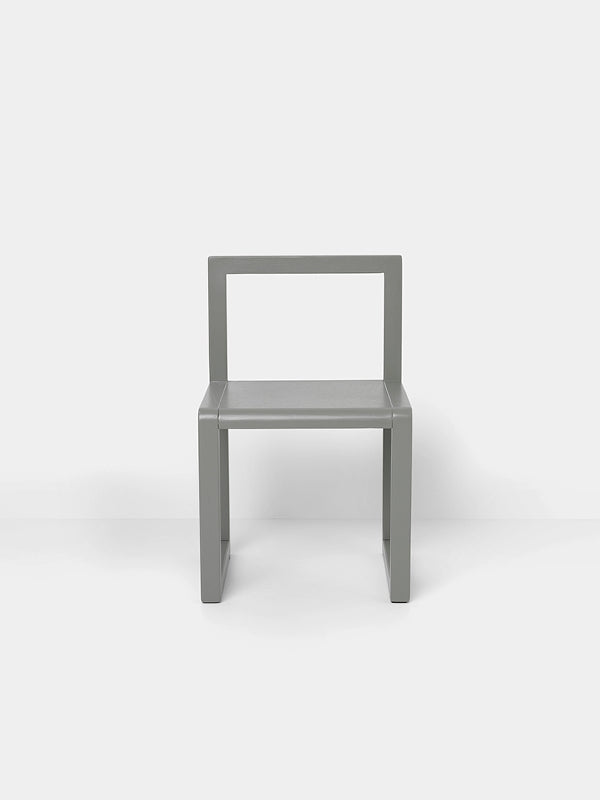 Little Architect Chair - Grey