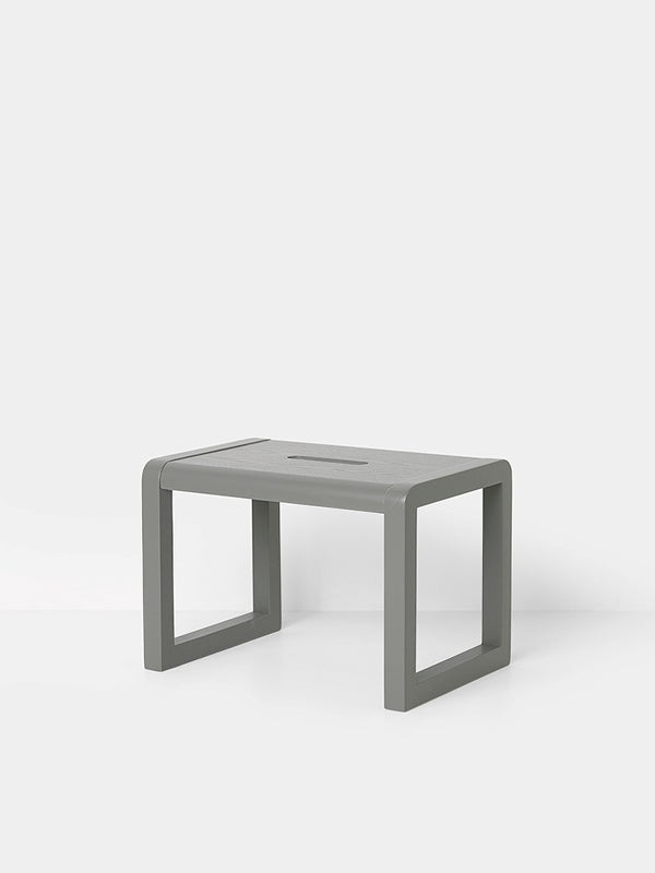 Little Architect Stool - Grey