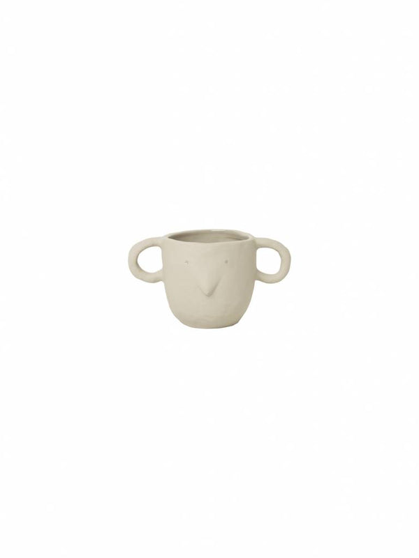 Mus Plant Pot Small - Sand