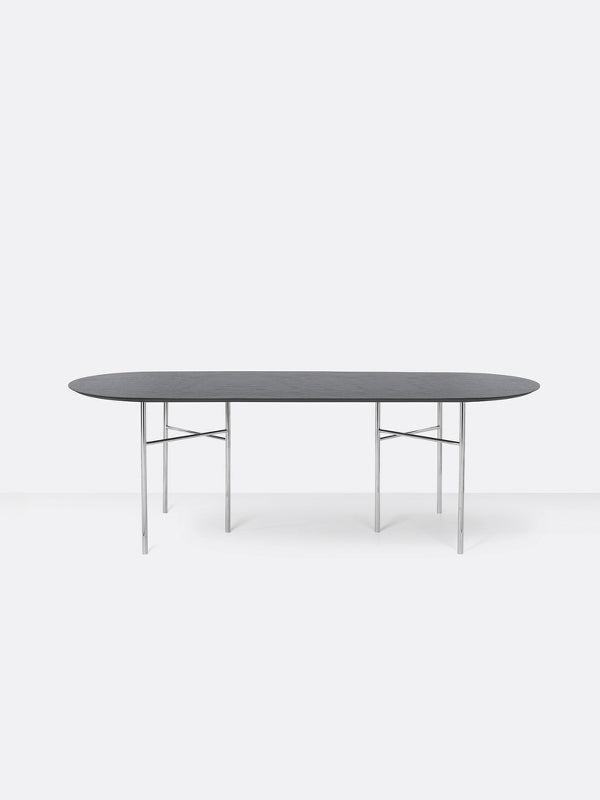 Mingle Table Top Oval 220 cm