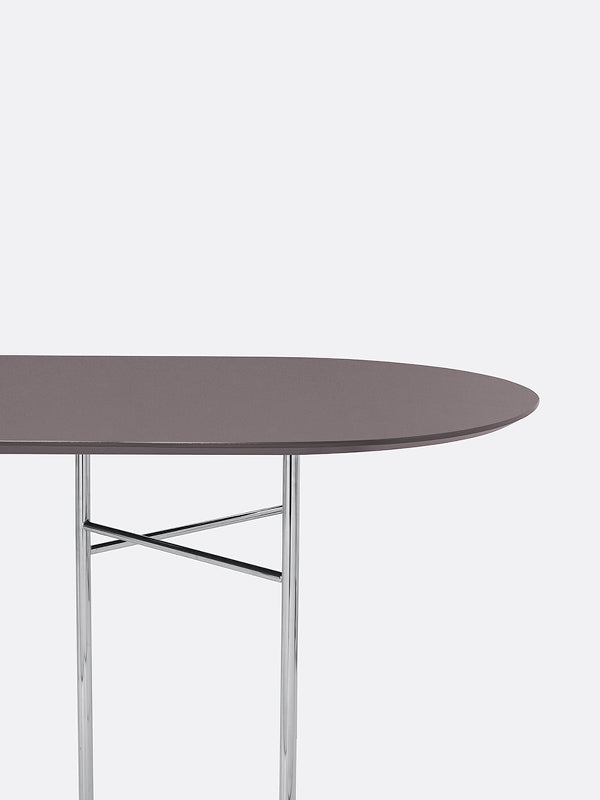 Mingle Table Top Oval 220