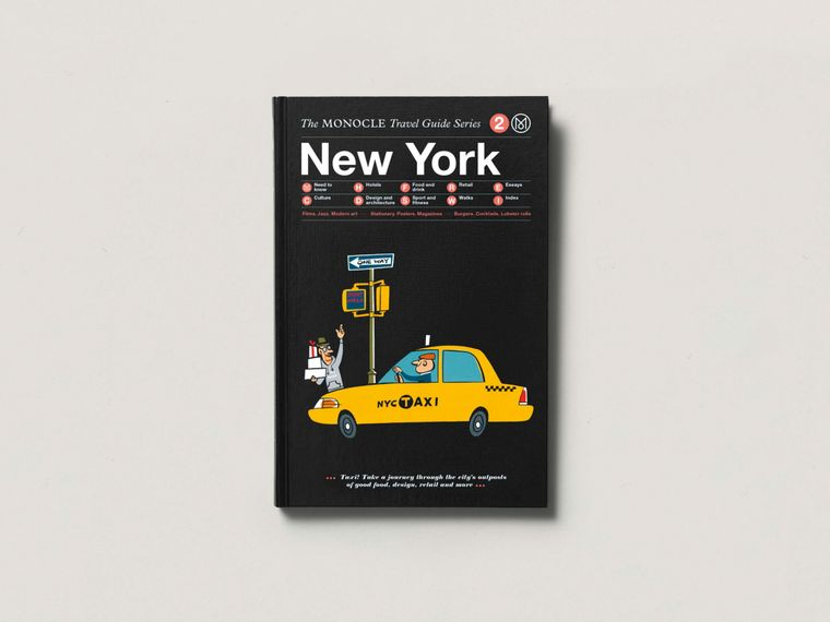 Monocle Travel Guide NY
