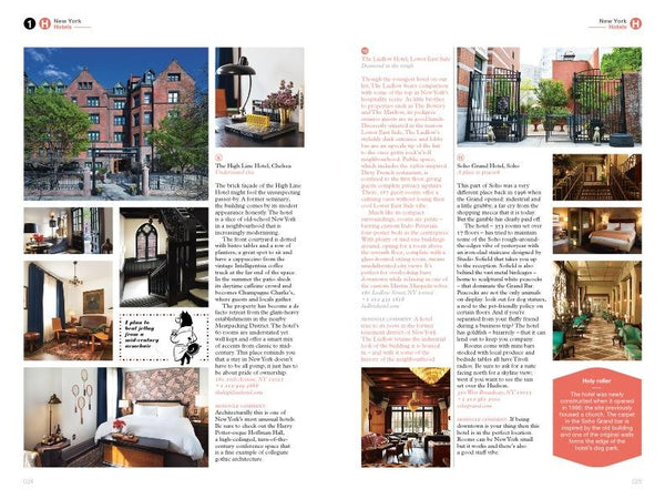 Monocle New York City Guide