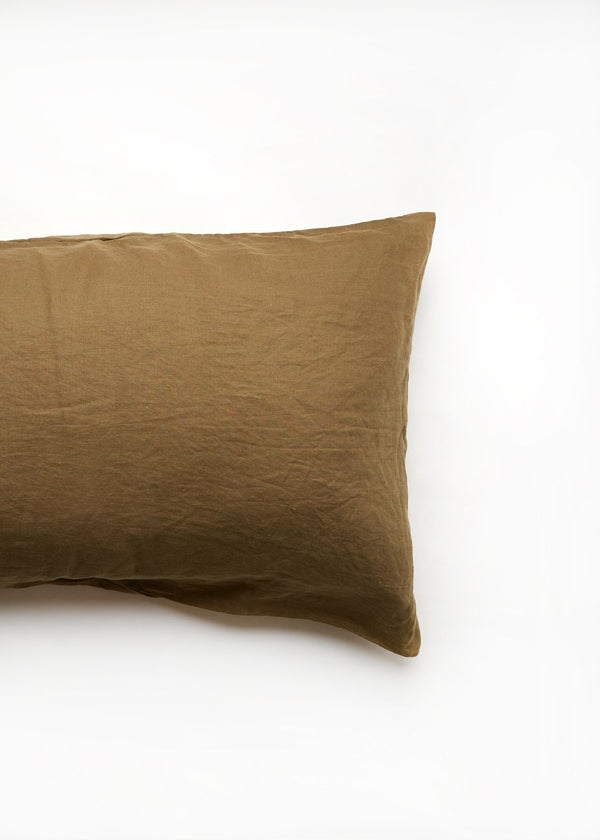 Pillow Slips- Olive