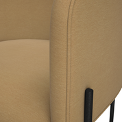 Covent Bar Stool 75 -  Camel